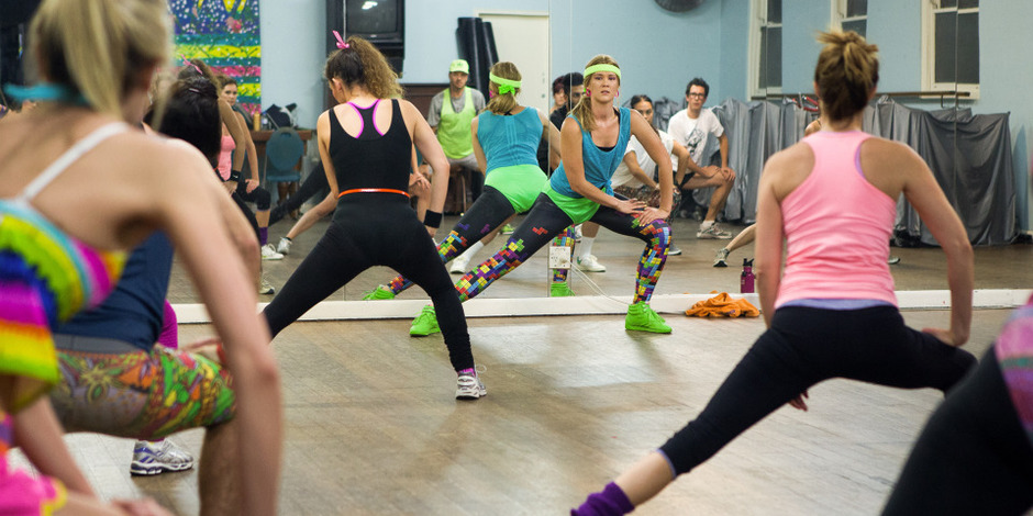 The Awesome Foundation Physique Aerobics